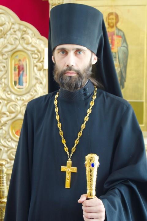 Игумен монастыря