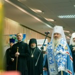 Игумен Пимен (Ивентьев) принял участие в открытии православной выставки-форума «Радость Слова»