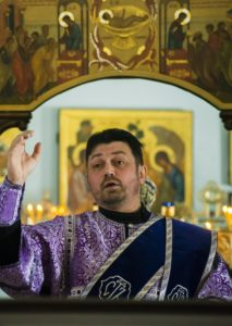 диакон Александр Ефремов