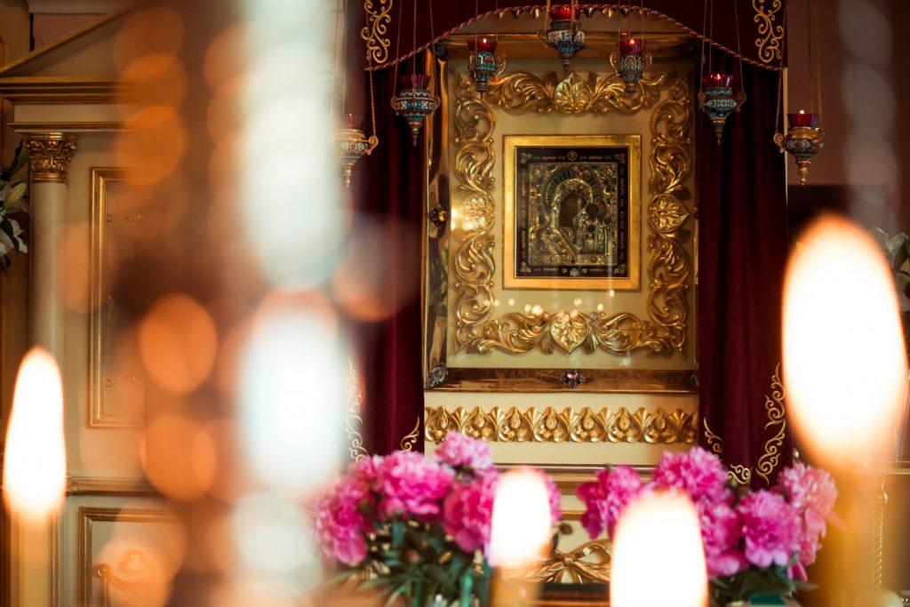 21 июля день памяти явления иконы Пресвятой Богородицы во граде Казани (1579)