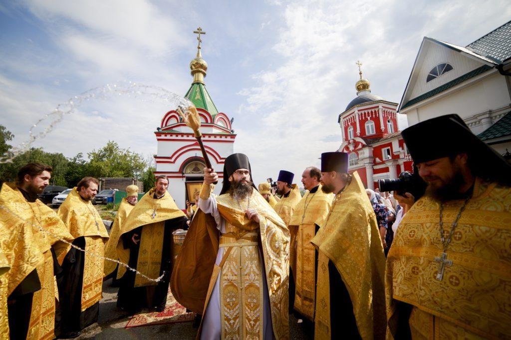 Игумен Пимен: «Нам надлежит дать отчет о том, в каком состоянии мы передадим Православие последующим поколениям»