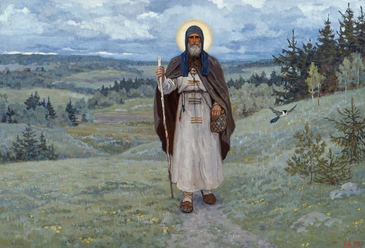 7 духовных наставлений прп. Сергия Радонежского, Игумена земли Русской