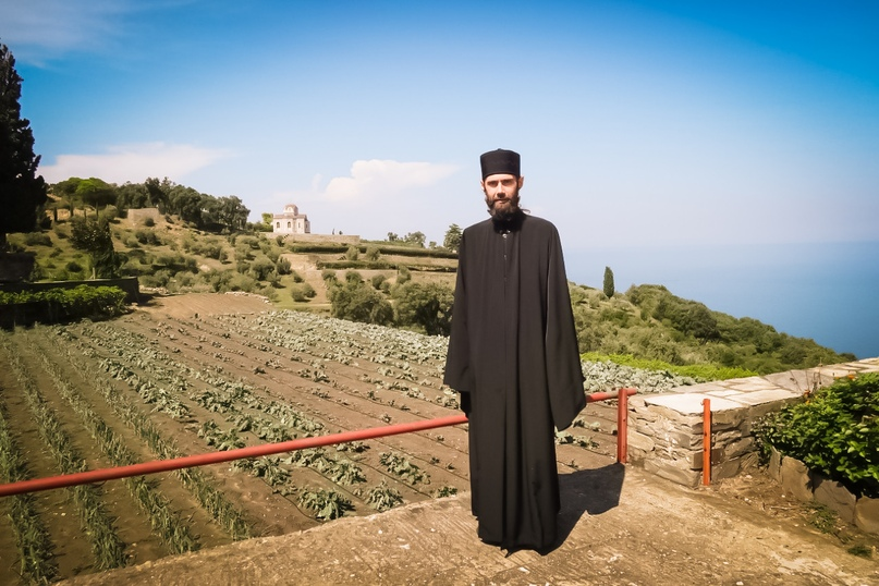 Игумен Пимен о паломничестве