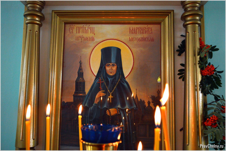100 лет со дня мученической кончины преподобномученицы Маргариты, игуменьи Мензелинской