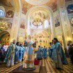Настоятель Кизического монастыря принял участие в престольных торжествах Свияжского Успенского монастыря