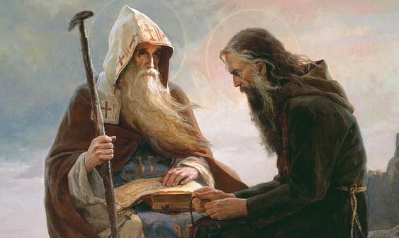 15 сентября - день памяти прпп. Антония и Феодосия Печерских