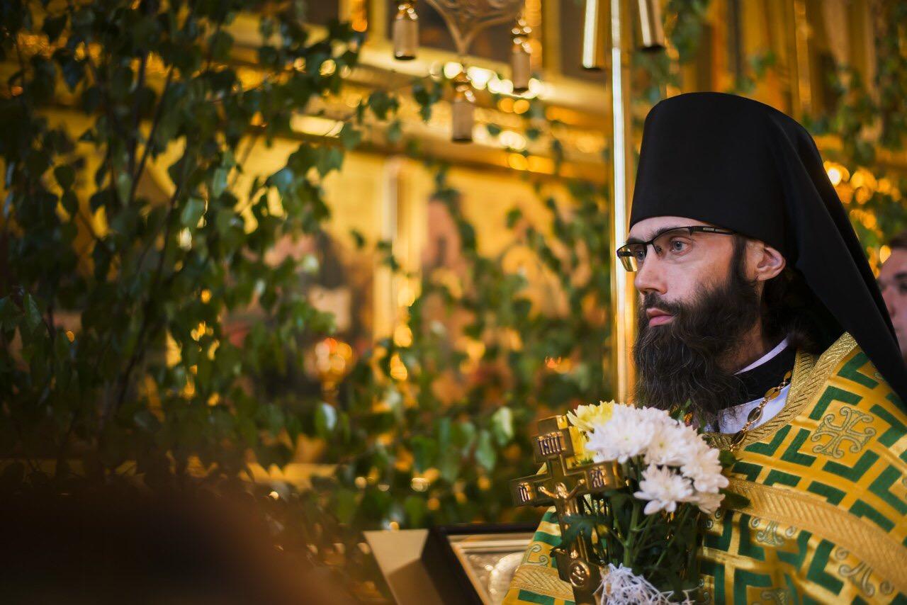 День тезоименитства настоятеля монастыря игумена Пимена (Ивентьева)
