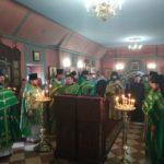 Тезоименитство настоятеля Кизического мужского монастыря
