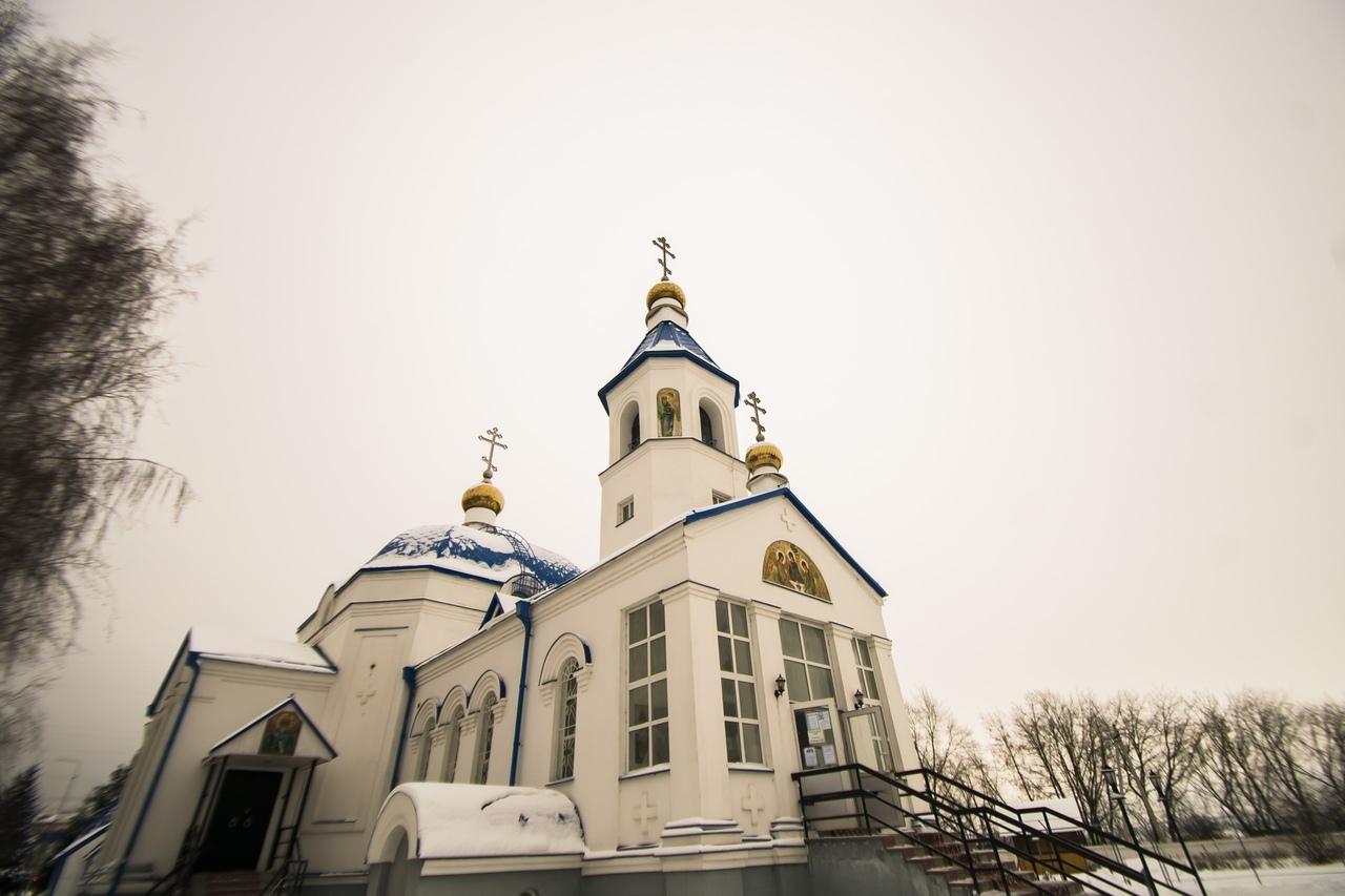 Игумен Пимен (Ивентьев) принял участие в престольном празднике в храме Андрея Первозванного города Зеленодольска