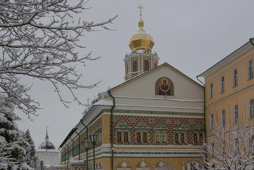 Игумен Пимен (Ивентьев) принял участие в собрании ответственных за работу с монастырями в епархиях