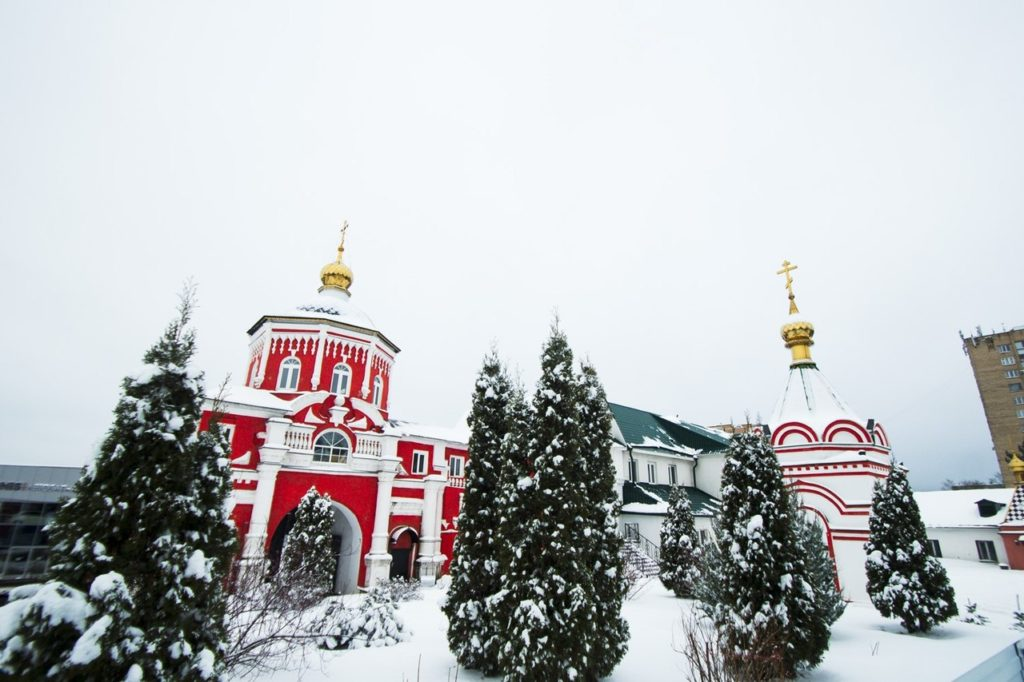 В праздник Рождества Христова в Кизическом монастыре пройдут праздничные богослужения