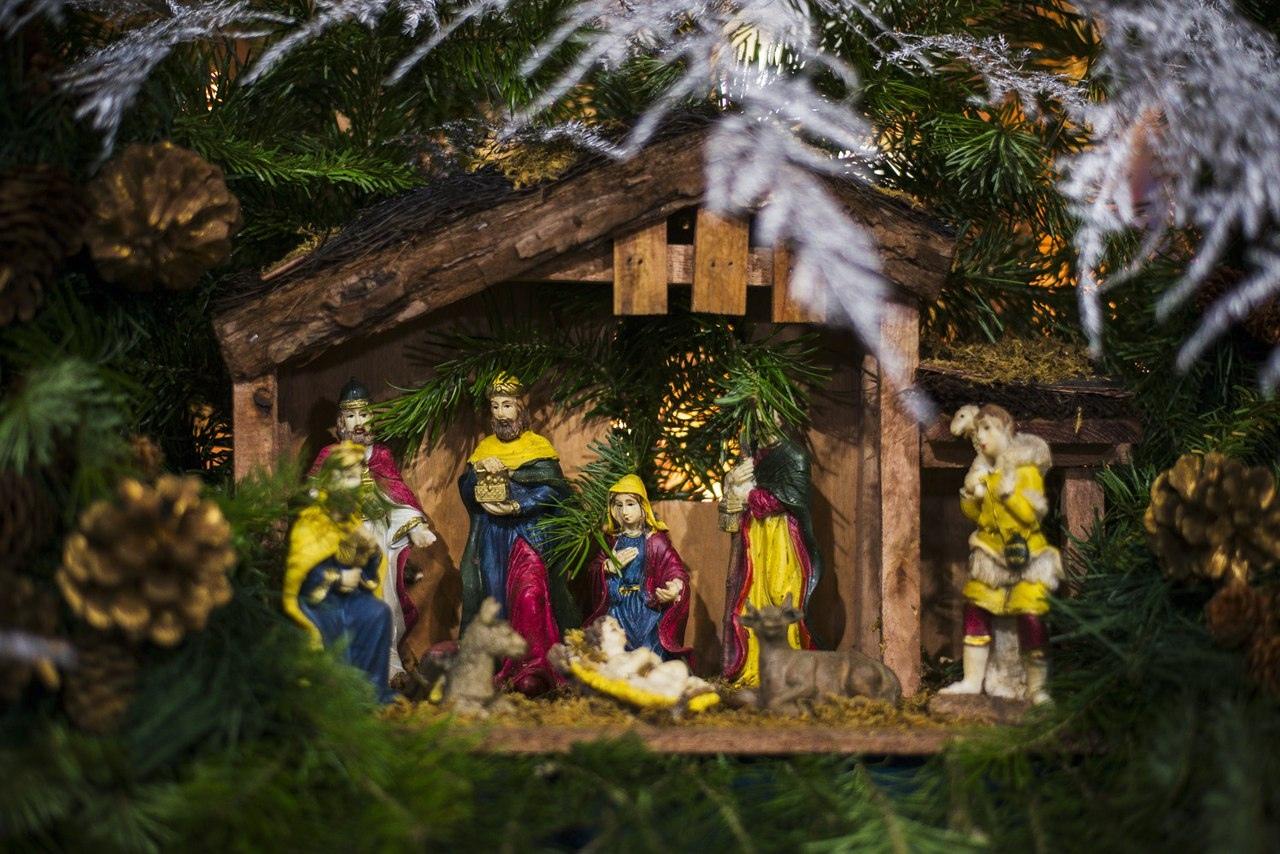 Слово прав. Иоанна Кронштадтского в праздник Рождества Христова